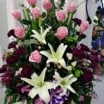 G2 : กระเช้าดอกไม้ 1500 บาท